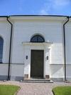 Å kyrka, sydportalen.