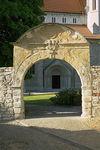 Visby domkyrka (Sankta Maria kyrka). Södra stigluckan