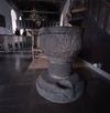 Dopfunt daterad till ca 1250 och tillskriven mästaren Thorkillus.