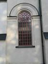 Västra Eds kyrka, fönster långhus.
