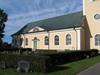 Mörlunda kyrka från söder.