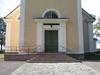 Mörlunda kyrka, ingång i öster.