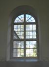 Mörlunda kyrka, fönster, långhuset.