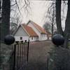 Torslanda kyrka från väster