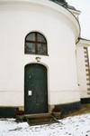 Hjo kyrkas västport. Neg.nr. 03/242:14. JPG.