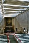 Interiör av Stengårdshults kyrka. Neg.nr. B963_055:15. JPG.