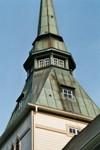 Torn vid Valdshults kyrka. Neg.nr. B963_051:02. JPG.