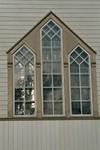 Korfönster på Valdshults kyrka. Neg.nr. B963_051:04. JPG.