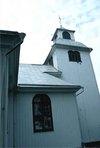 Övre Ulleruds kyrka från n.