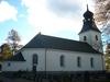 Regna kyrka från nordöst.