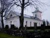 Västra Husby kyrka från nordöst.