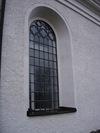Västra Husby kyrka, fönster.