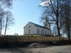 Kuddby kyrka, koret och norra långsidan.