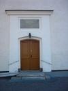 Kuddby kyrka, sydportalen.