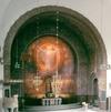 Vasakyrkan, koret