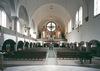 Vasakyrkan, långhuset.