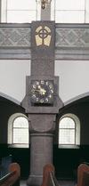 Vasakyrkan, klocka i långhuset