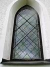 Skärkinds gamla kyrka, fönster.