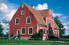 Det s.k. Grubbs hus vid Takstains i Lärbro. Ur: Haase, S. Ström, G. Byggningar u häusar. 2004
