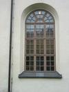 Sankt Lars kyrka, Linköping, fönster från söder.