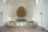 Koret i Trönninge kyrka.