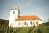 Gällinge kyrka sedd från söder.