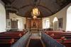 Koret i Gällinge kyrka.