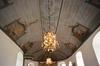 Takmålningarna i Gällinge kyrka.