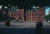 Landskrona tingsrätt (fd rådhuset), frontfasad.