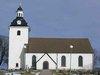 Viby kyrka, exteriör södra fasaden