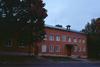 Söderhamns tingshus, frontfasad.