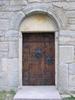 Mosjö kyrka, västra porten