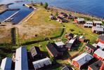 Pite-Rönnskär, hamnen och samhället