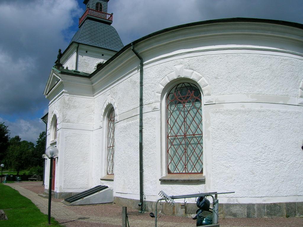 Kringla   fÖrlanda kyrka