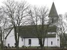 Forserums kyrka från norr.
