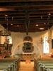 Forserums kyrka mot koret