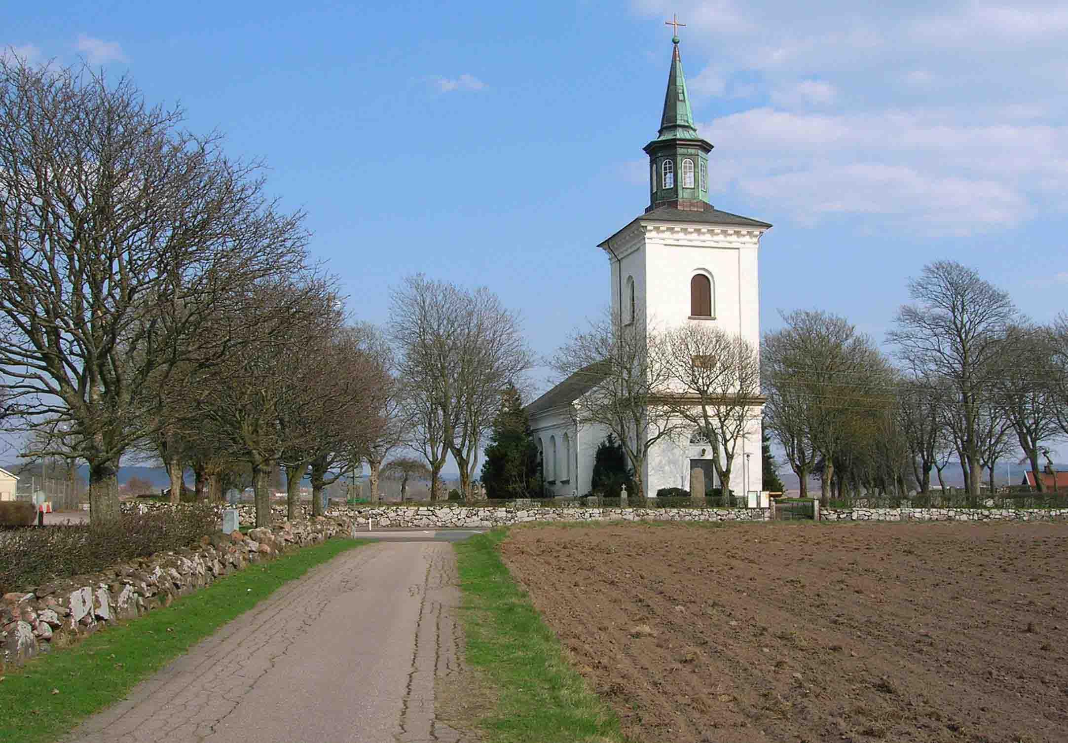 Kringla   skrea kyrka