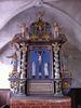 Kågeröds kyrka, altartavla