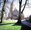 Vasakyrkan från väster