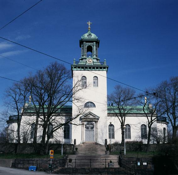carl johans kyrka göteborg