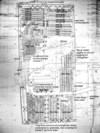 Kyrkogårdskartan från 1970 med noteringar från fältinventeringen 2003.