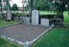Övre Ulleruds kyrkogård.