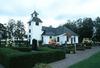 Övre Ulleruds kyrka från sv.