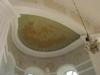 Blombergssons vägg och takmålningar i korabsidens övre del.