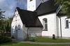 Hilleshögs kyrka från sydöst