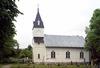 Nämdö kyrka från söder.