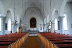 Köpings kyrka, interiör.