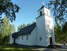 Successiva utbyggnader och ändringar har reducerat byggnadens kulturhistoriska värden. Sedan tornet och sakristian tillkom och färgsättningen ändrades domineras karaktären idag av klassicism. Ytterdörren i huvudentrén samt i sakristian till höger är bytta 1975, men med liknande utformning som de gamla kyrkportarna.