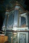 Orgelfasaden