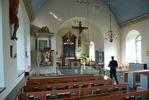Mörbylånga kyrka, interiör.